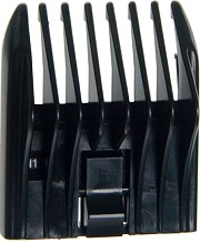 Ermila Vario Plastic Attachment Comb 4-18 mm