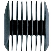 Ermila Reversible Plastic Attachment Comb  9/12 mm